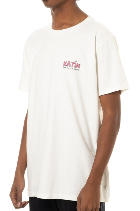 Batehrs Tee in White