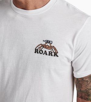 Cruisin' For A Boozin' Tee in White