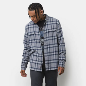 Westminster Flannel in Frost Grey