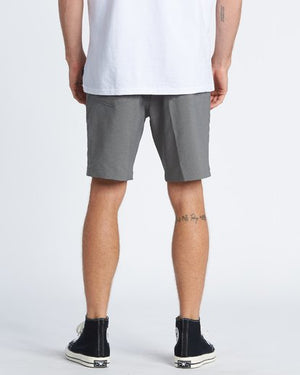 Surftrek Wick Walkshorts in Grey