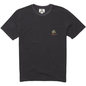 Hasta La Vissla Pocket Tee in Phantom