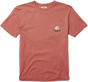 Hasta La Vissla Pocket Tee in Plumeria