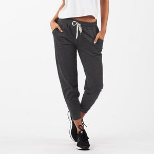 Performance Jogger in Charcoal Heather