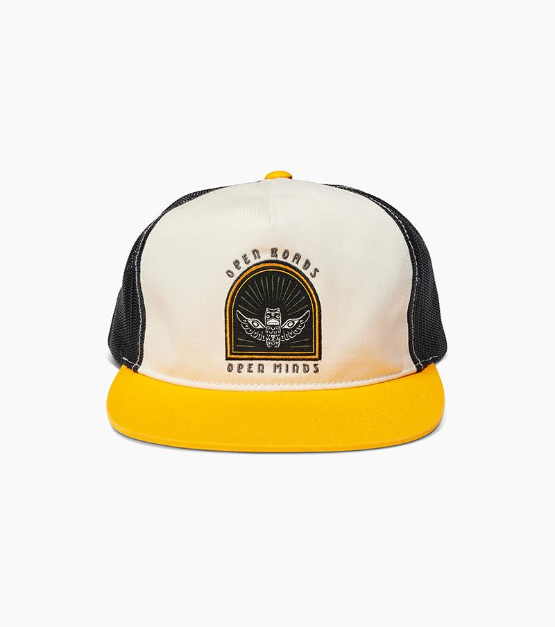 Open Roads Open Minds Snapback Hat