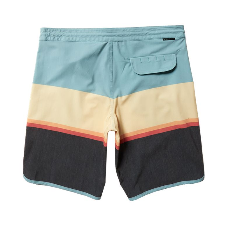 "Point Breaker 20"" Boardshort in Smoky Jade"