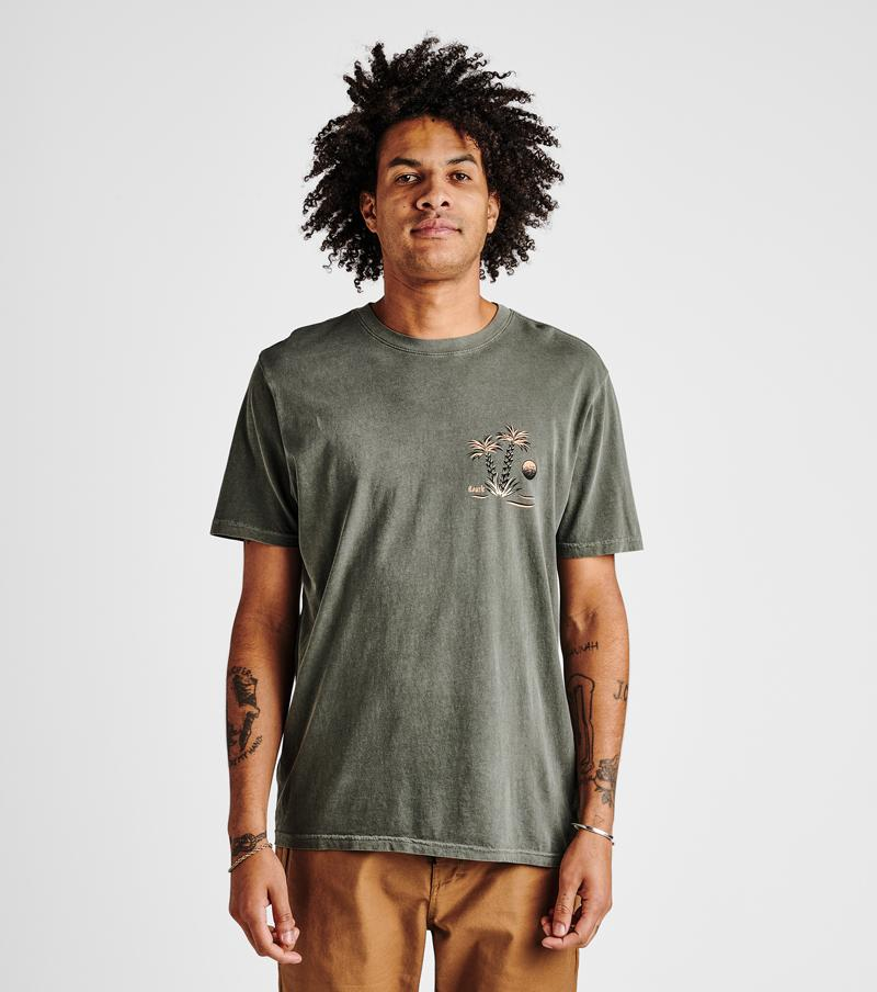 Scorpions of the Sahara Tee in Military
