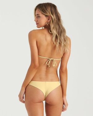 Sol Searcher Tanga Bottom in Honeysuckle