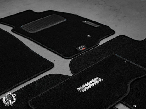 Evolution 4/5/6 Trutfit Floor Mats!