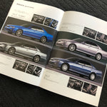 R34 All in one Factory Dealers Brochure + options pamphlet!
