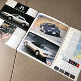 S13 Silvia Factory Dealers Brochure RARE!