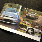 R33 GTST S2 Coupe Factory Dealers Brochure