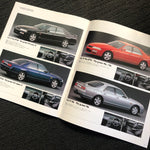 R33 GTST S2 Sedan Factory Dealers Brochure