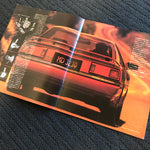 MA70 Supra Factory Dealers brochure