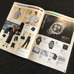 Nismo 'Wear & Goods Collection' Brochure