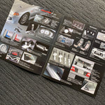 Evolution IV Dealers brochure + accessories!