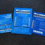 Calsonic 'Goods Garage' Brochure Bundle!