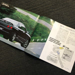 R32 GTST Factory Dealers Brochure