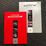 Evolution 8 Dealers brochure + accessories!