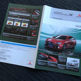 Evolution X Factory Dealers brochure! + more!