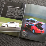 Integra Type R Factory Dealer Brochure