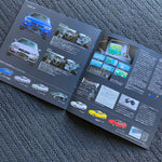 R34 GTR Softcover Brochure!