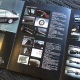 R32 GTR Factory Options Brochure RARE!