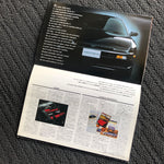 180sx Factory Dealers Brochure!