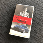 Supra JZA80 VHS (original advertising) NEW!