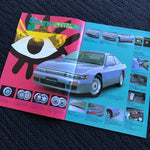 S13 Silvia 'Optional Parts Catalogue' RARE!