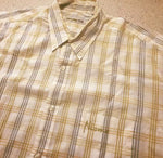 Vintage Nismo Checkered Dress Shirt!