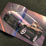 R34 GTT Coupe Factory Dealers Brochure