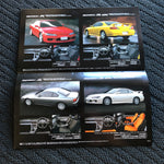 S15 Silvia Dealers Brochure + Accessories Pamphlet