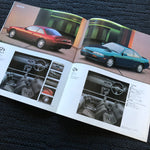 S14 Silvia Zenki Factory Dealers Brochure!
