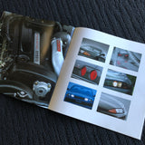 R32 GTR Factory Dealers Brochure 1989