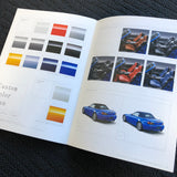 Honda S2000 Factory Dealers Brochure