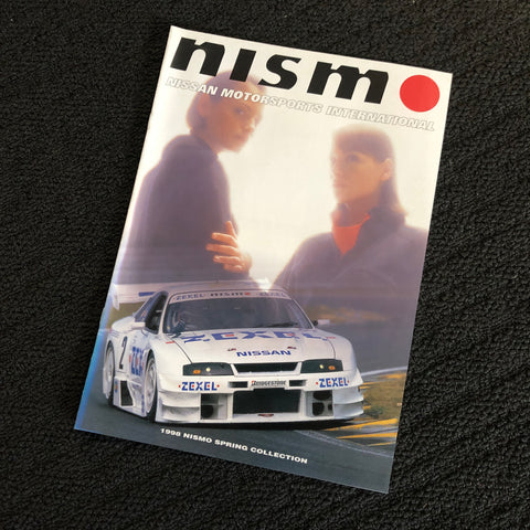 Nismo 'Spring Collection' Brochure