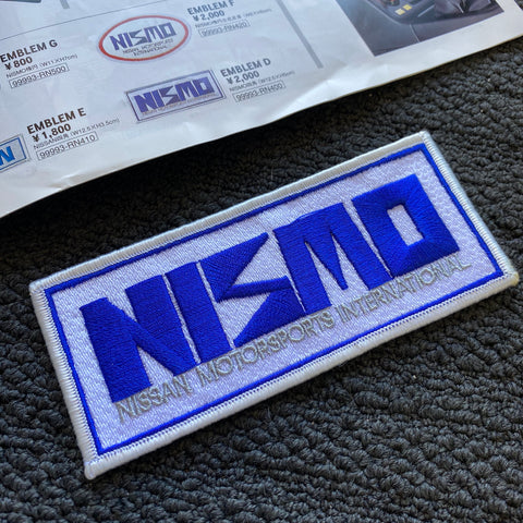 Vintage Nismo Patch!