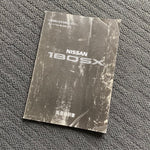 180sx Owners Manual!