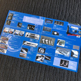 Evolution VI Dealers brochure + accessories!!