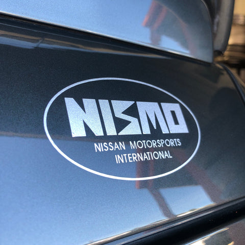 Old Nismo Boot Sticker!