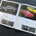 Supra JZA80 Dealers Brochure 2000