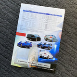GANADOR Exhaust Brochure!