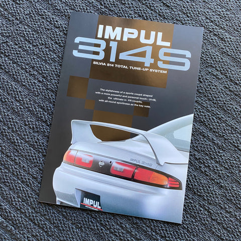 S14 Impul Edition pamphlet!