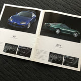 Supra JZA80 Dealers Brochure 1996