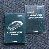Evolution IV Owners Manuals! CN9A