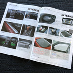 R33 Skyline & GTR Factory options catalogue!
