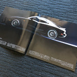 FD RX7 'Type RZ' Factory Dealers Brochure