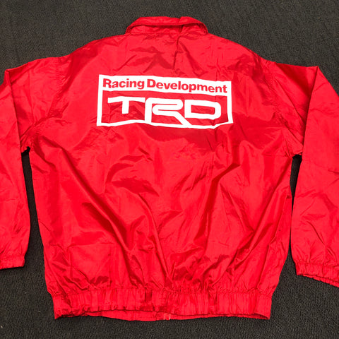 Vintage TRD Windbreaker Jacket!