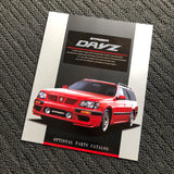 C34 Stagea DAYZ Optional Parts Pamphlet