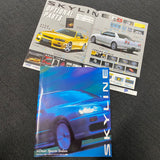 R34 GTT Sedan Dealer Brochure!
